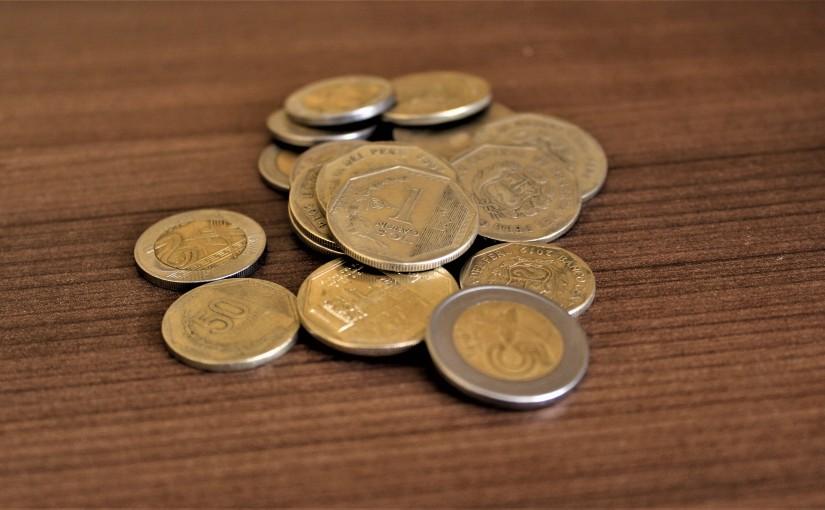 Monedas falsas